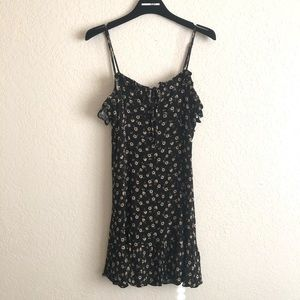 Free people ruffle dress